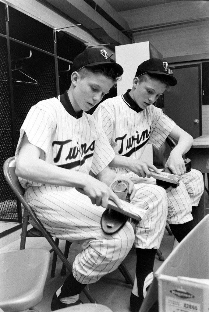Minnesota Twins batboys