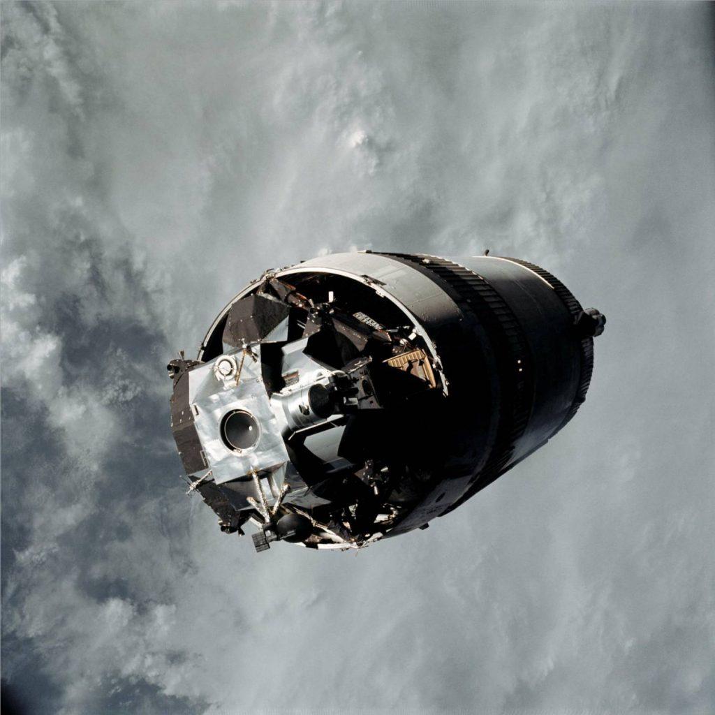 Apollo 9, Gumdrop and Spider