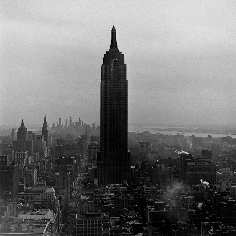 Empire State Building in 1946