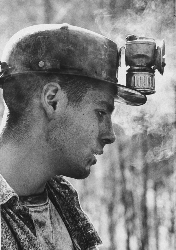 Eighteen-year-old Ray Martin is a lucky man by local standards. He has a job in a mine near Isom, one of the shoestring 'dog holes' kept going through low wages, back-breaking labor, overused equipment and minimal safety measures. Ray earns $10 a day and the work is fairly steady.