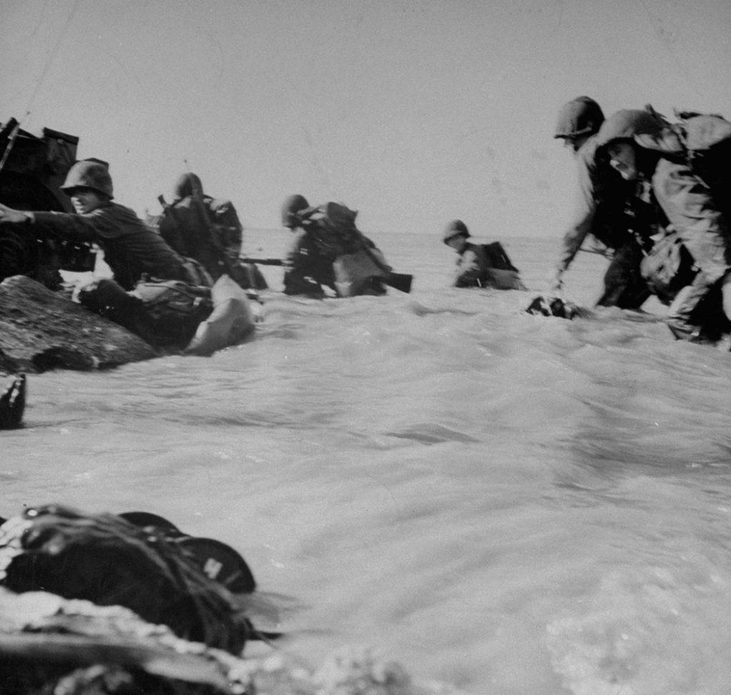 Battle of Eniwetok Atoll 1944