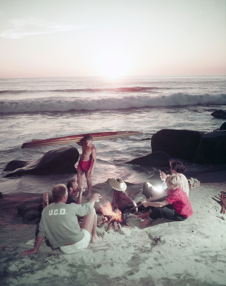 "Photo shot for ""West Coast Youth"" article that ran in Jan. 1, 1951, issue of LIFE magazine."