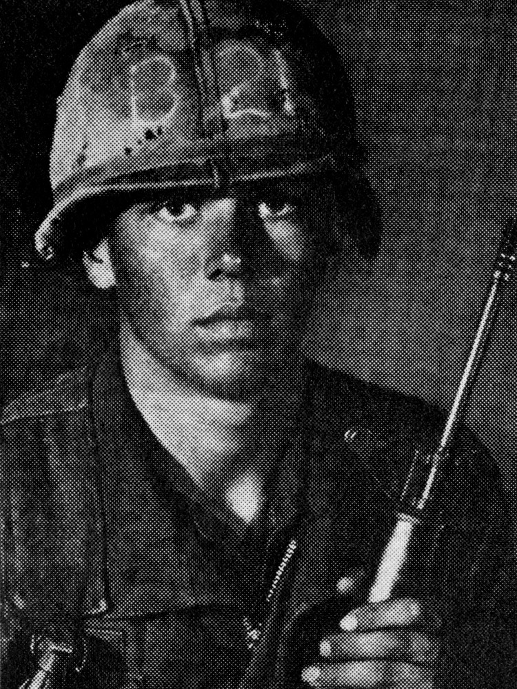Calvin R. Patrick, 18, Army, Pfc., Houston, Texas