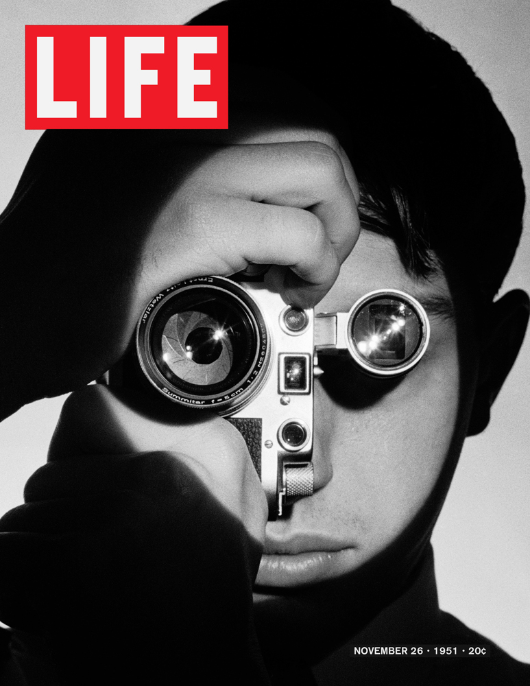 LIFE magazine cover created for the movie, The Secret Life of Walter Mitty.