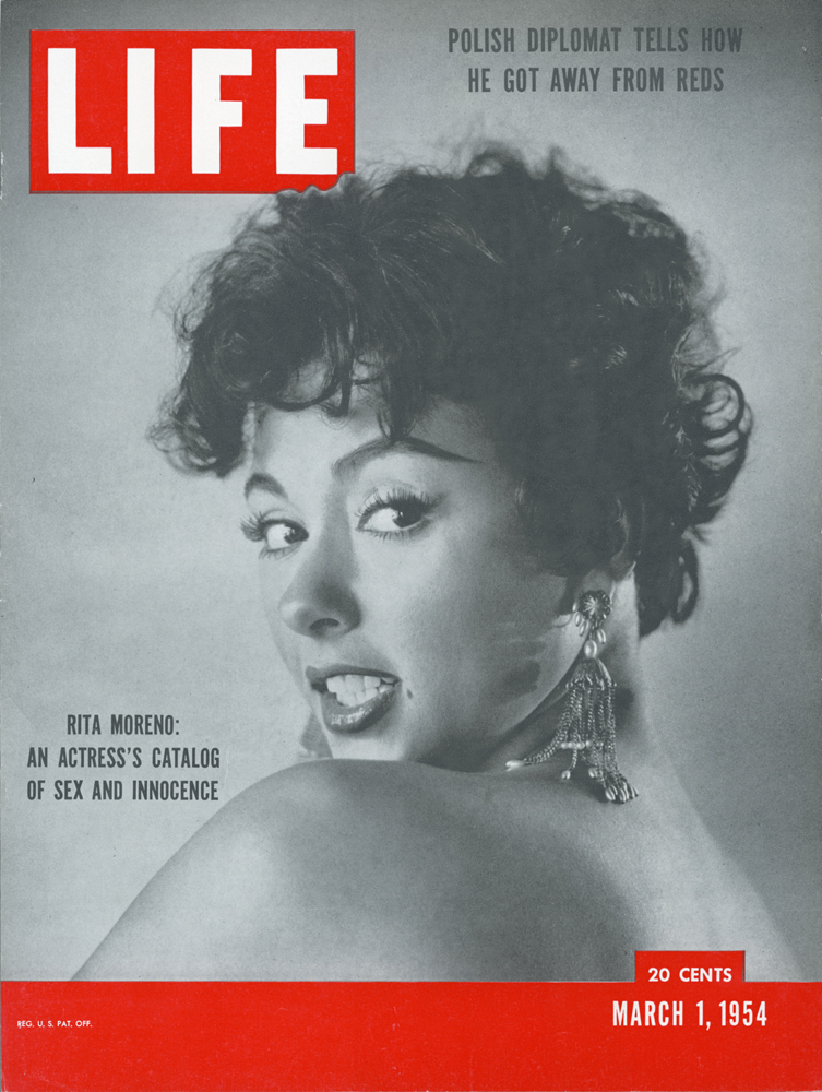 I Was in LIFE: Rita Moreno Remembers