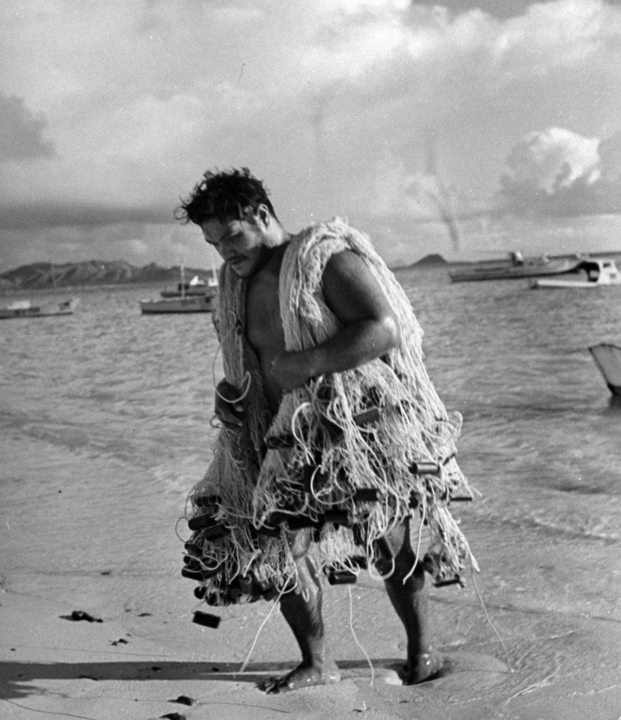 Clemon Apeahi is Hawaiian. Rated as shiftless husbands, many Hawaiian men remain bachelors.