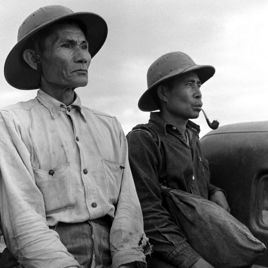 Farmers in Hawaii.