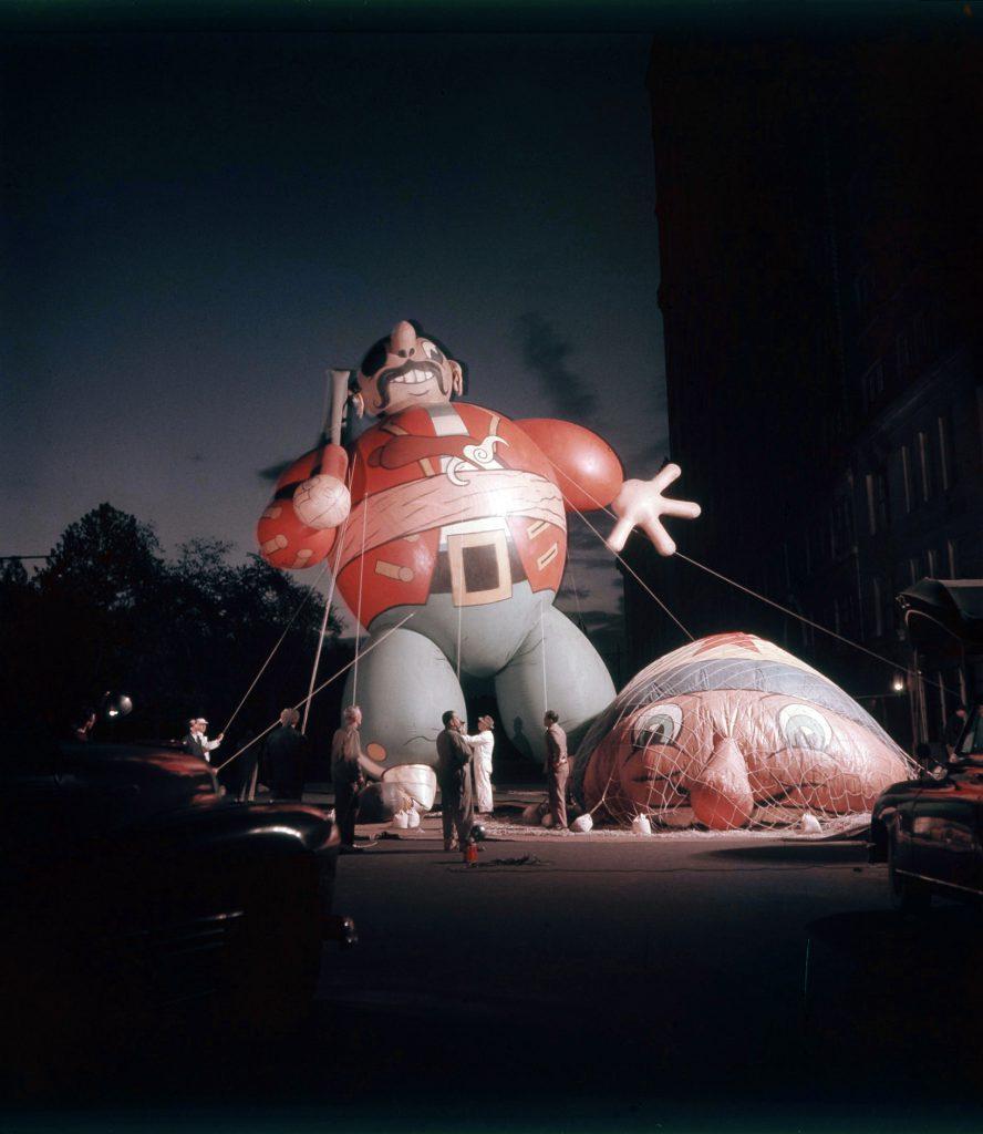 1948 Macys Thanksgiving Day parade