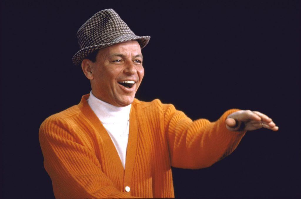 Frank Sinatra 1965.