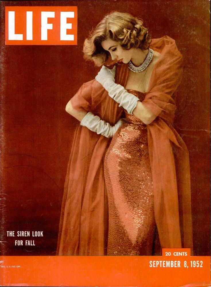 September 8, 1952 issue of LIFE magazine.