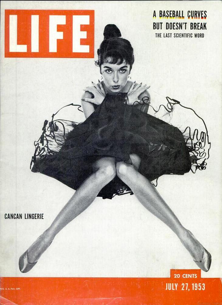 July 27, 1953 issue of LIFE magazine.