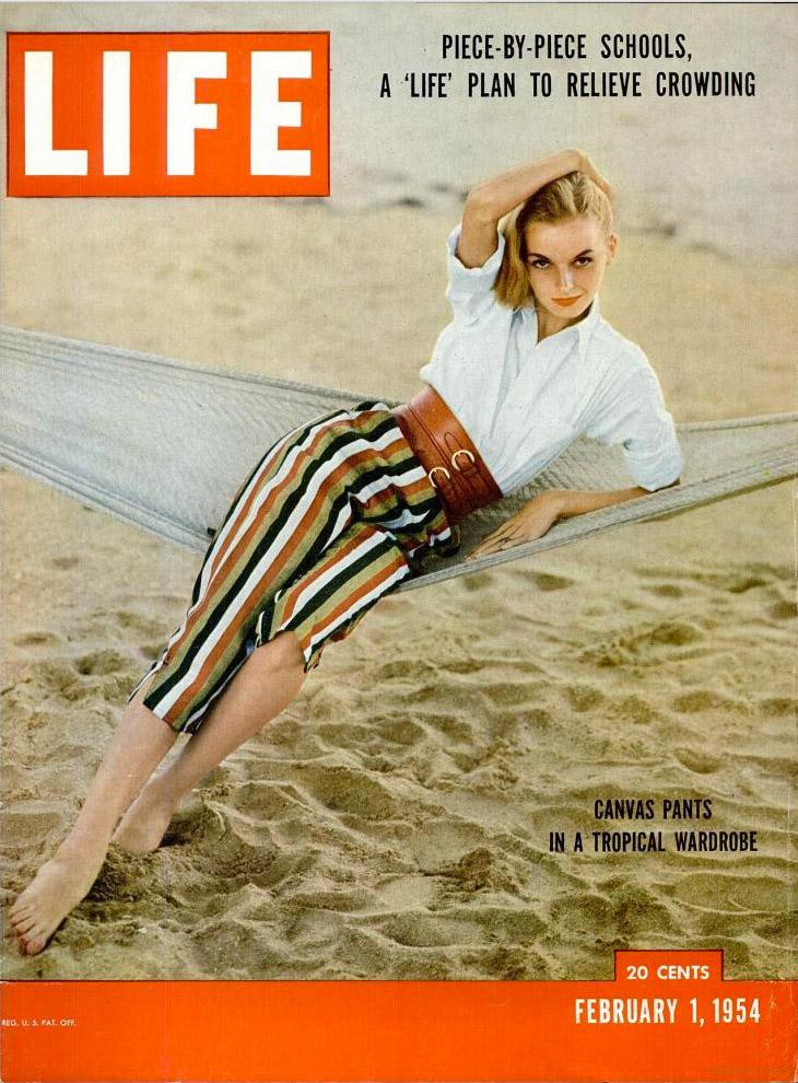 February 1, 1954 issue of LIFE magazine.