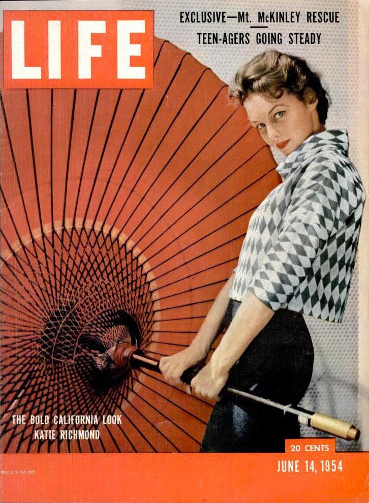 June 14, 1954 issue of LIFE magazine.