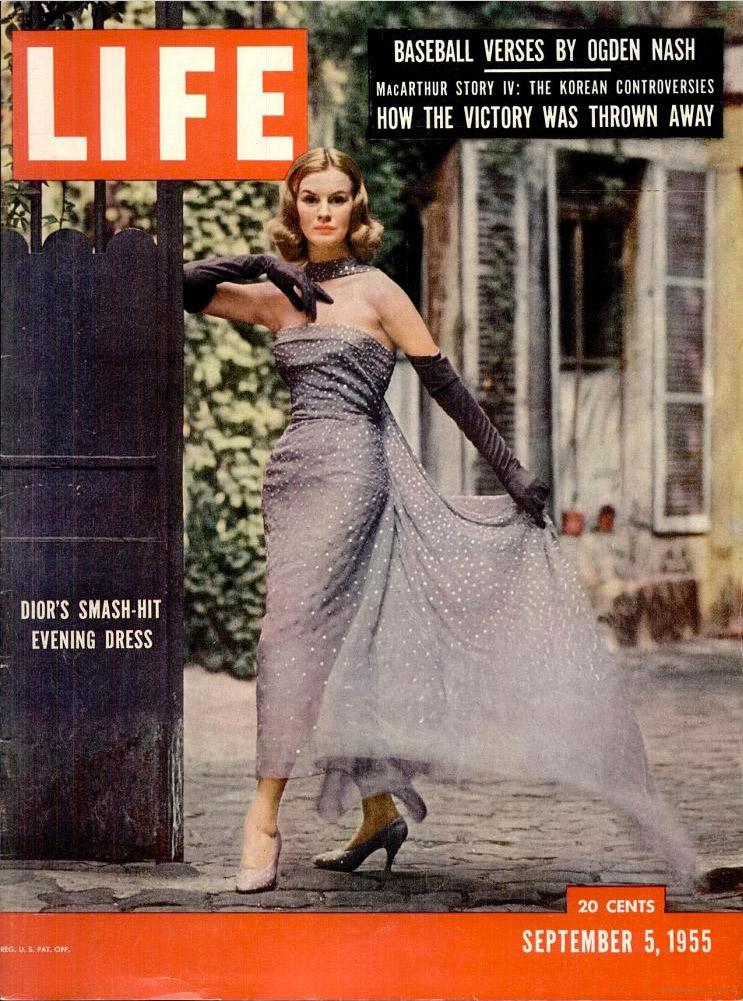 September 5, 1955 issue of LIFE magazine.