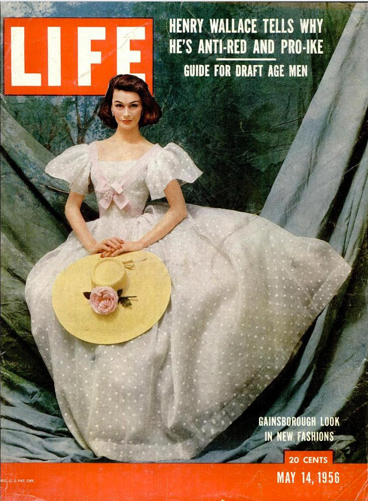 May 14, 1956 issue of LIFE magazine.
