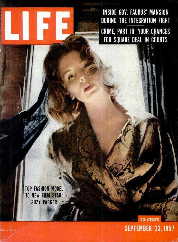 September 23, 1957 issue of LIFE magazine.