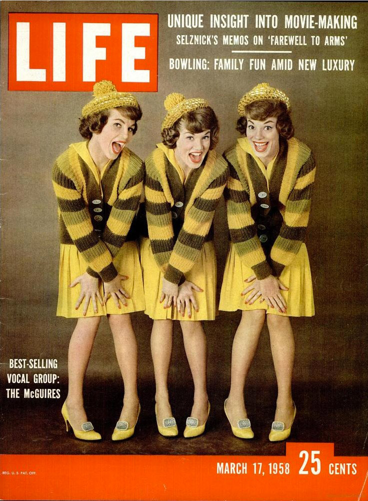 March 11, 1958 issue of LIFE magazine.