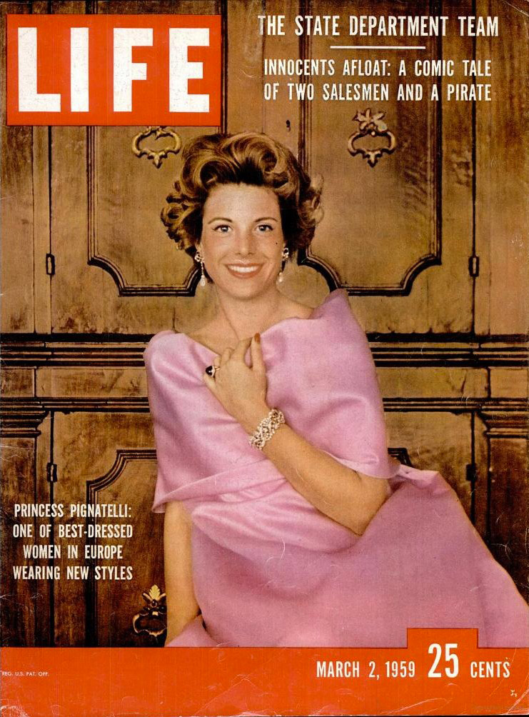 March 2, 1959 issue of LIFE magazine.