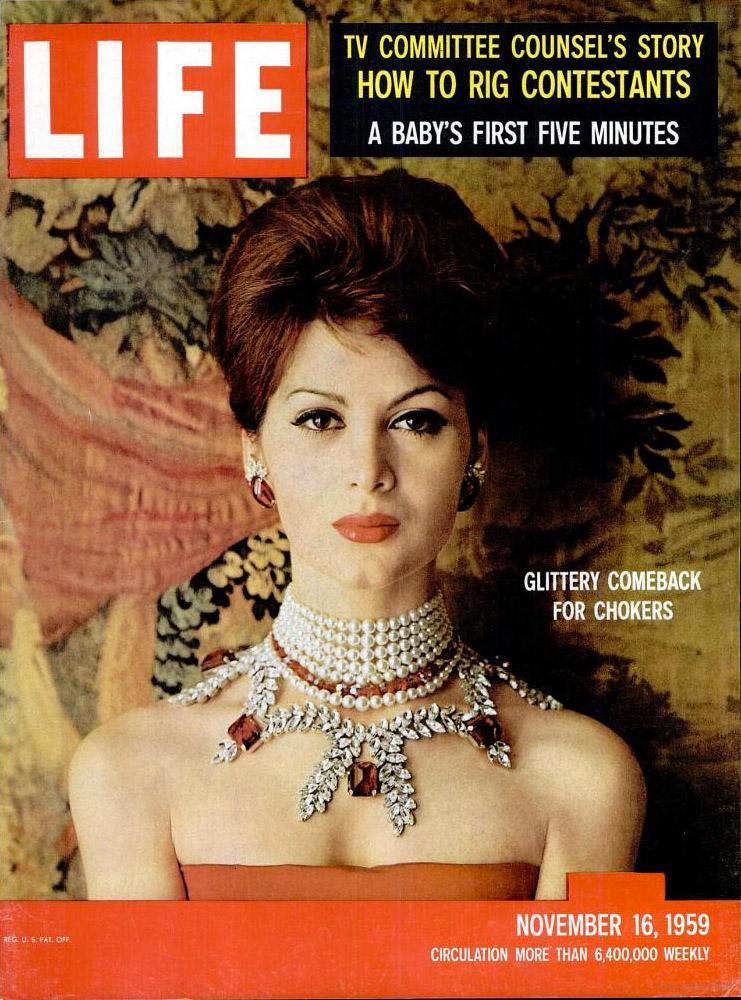 November 16, 1959 issue of LIFE magazine.