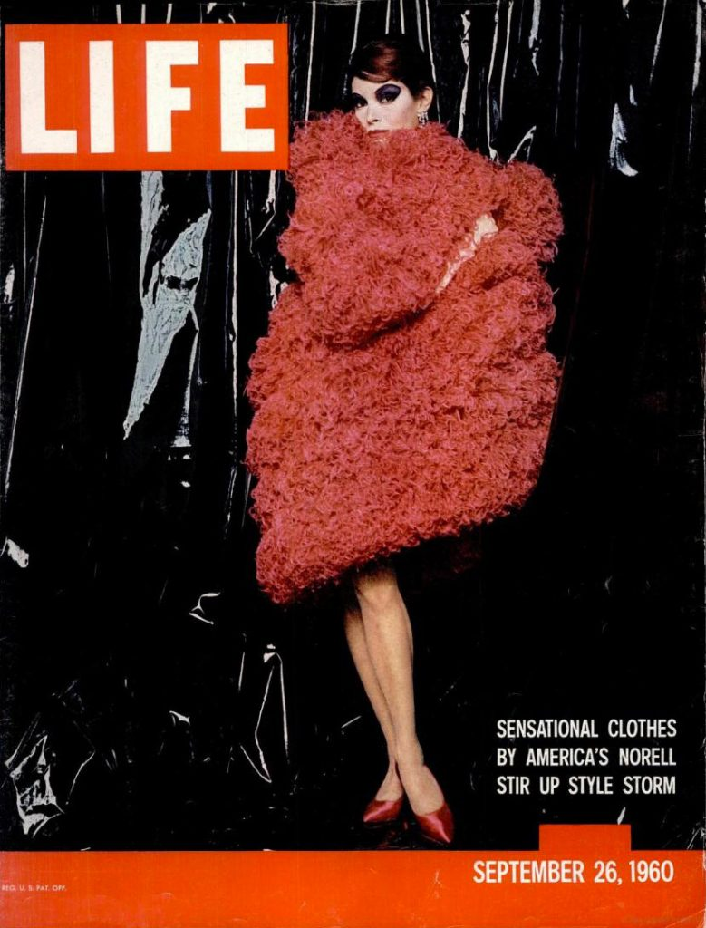 September 26, 1960 cover of LIFE magazine.