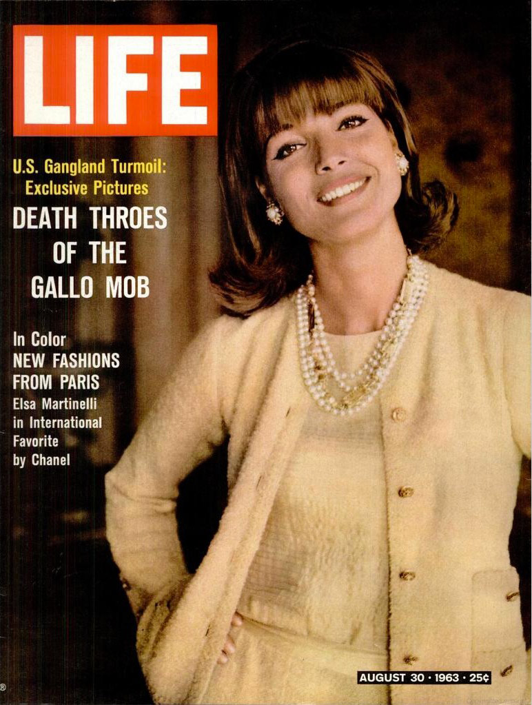 August 30, 1963 cover of LIFE magazine.
