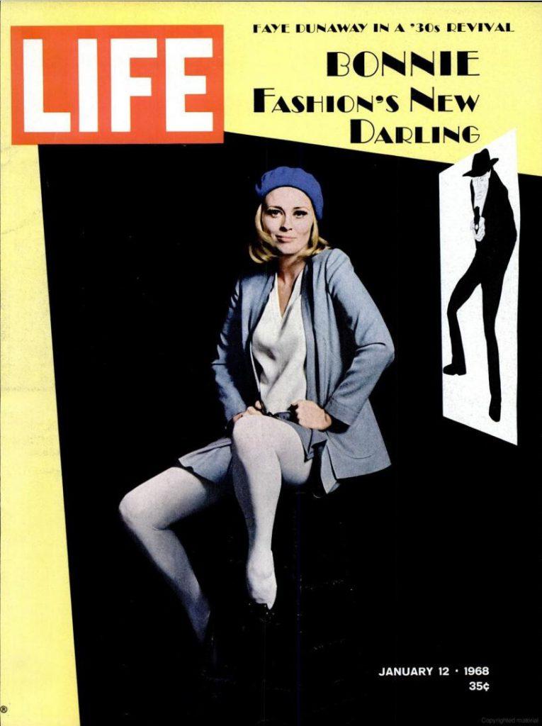 January 12, 1968 cover of LIFE magazine.