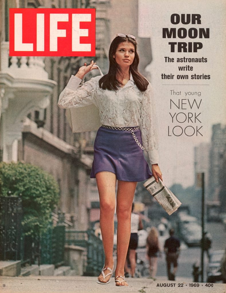 August 22, 1969 cover of LIFE magazine.