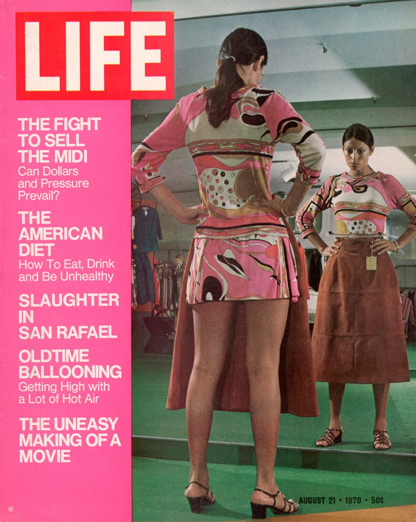 August 21, 1970 cover of LIFE magazine.