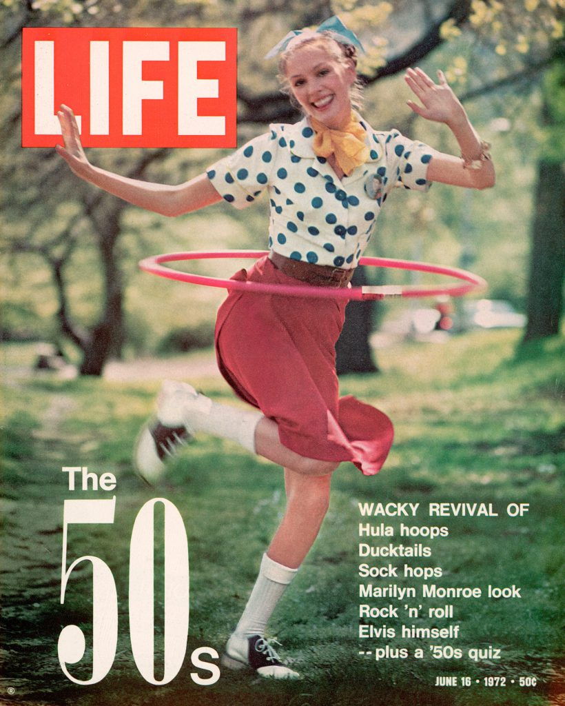 June 18, 1972 cover of LIFE magazine.