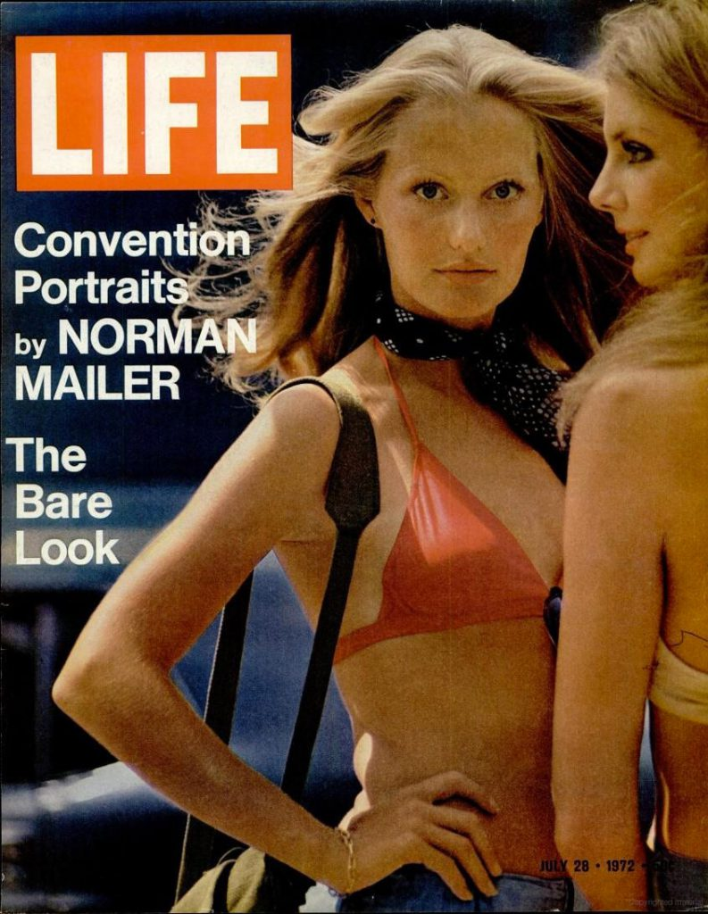 July 28, 1972 cover of LIFE magazine.