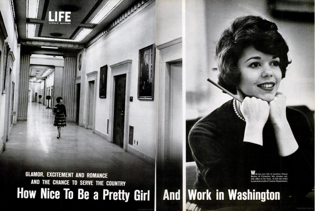 From the March 23, 1962 issue of LIFE Magazine.