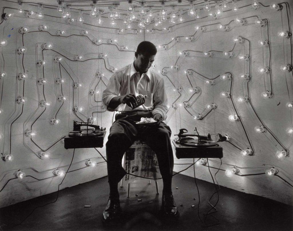 Untitled, Harlem, New York, 1952.