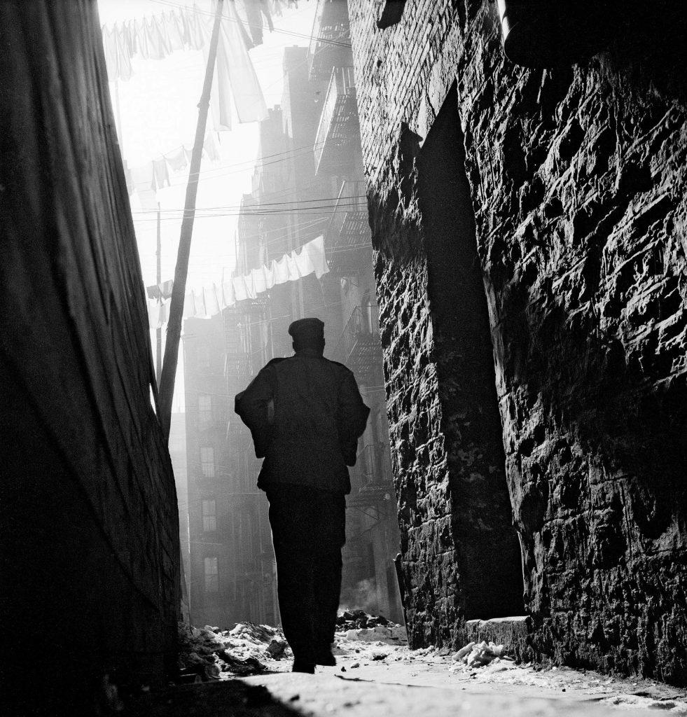 Off On My Own, Harlem, New York, 1948. Gordon Parks.