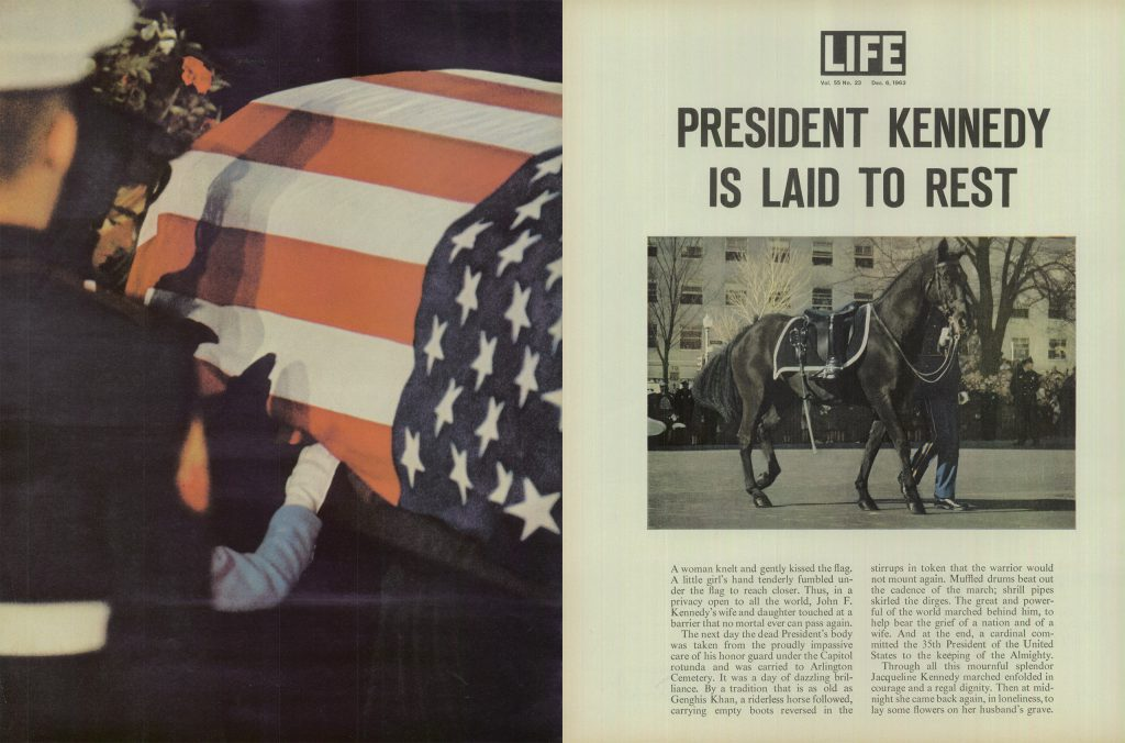 From the December 6, 1963 issue of LIFE magazine.