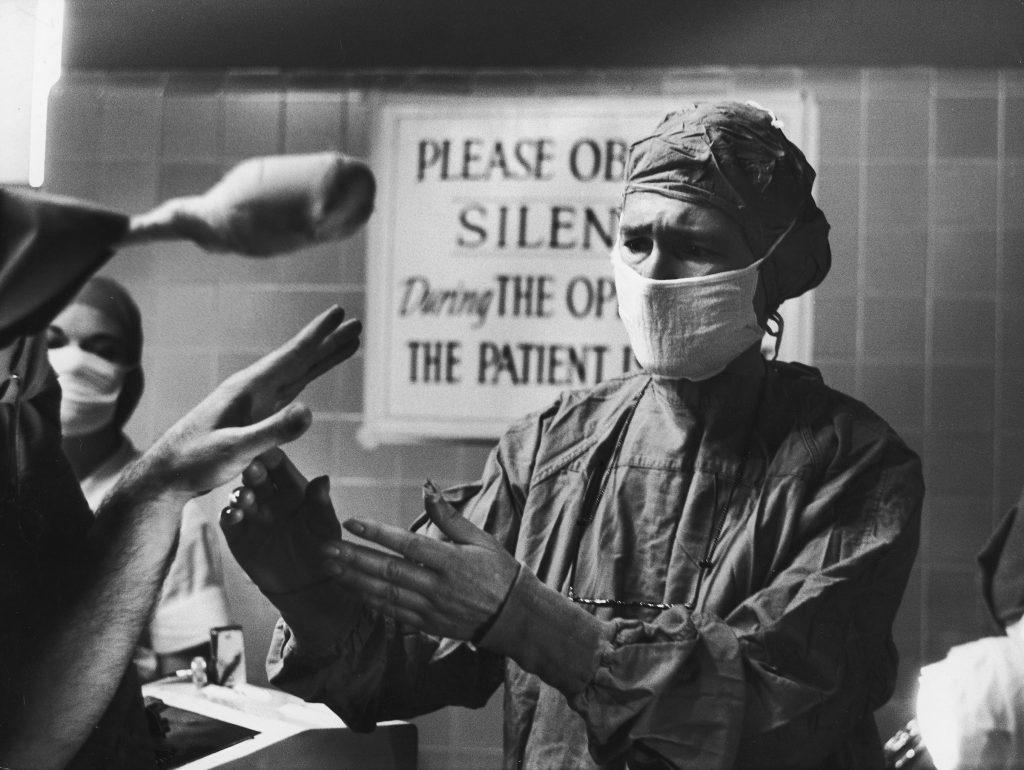 Margaret Bourke-White's struggle with Parkinson's disease.